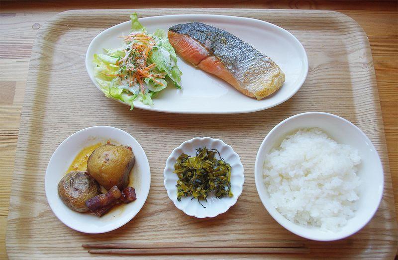 150719_紅鮭定食